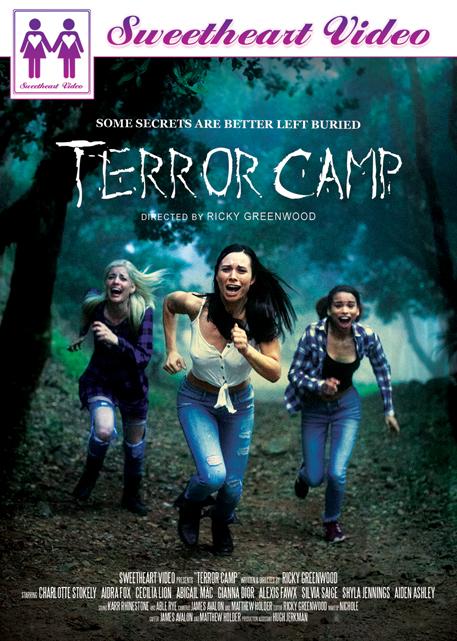 Sweetheart Video Releases  Psychosexual Thriller 'Terror Camp'