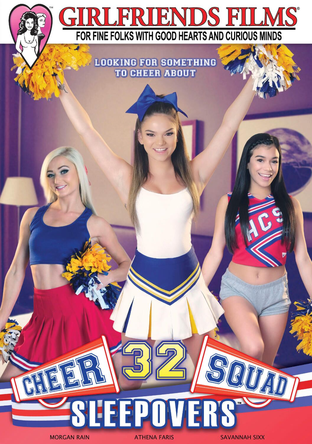 Girlfriends Lines Up 32nd Cheer Squad Sleepover