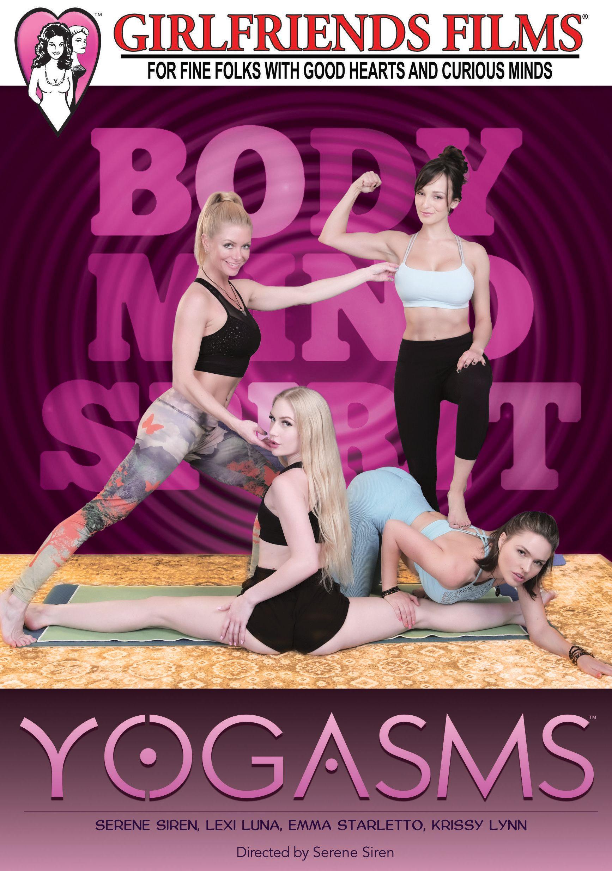 Serene Siren and Girlfriends Films Present 'Yogasms'