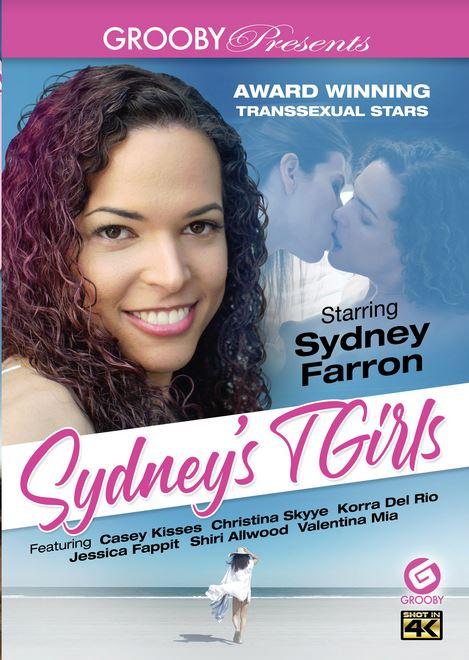 Grooby Releases 'Sydney's TGirls' on DVD