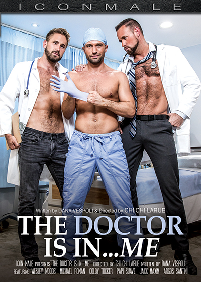 Icon Male and Director Chi Chi LaRue Present 'The Doctor Is In Me'