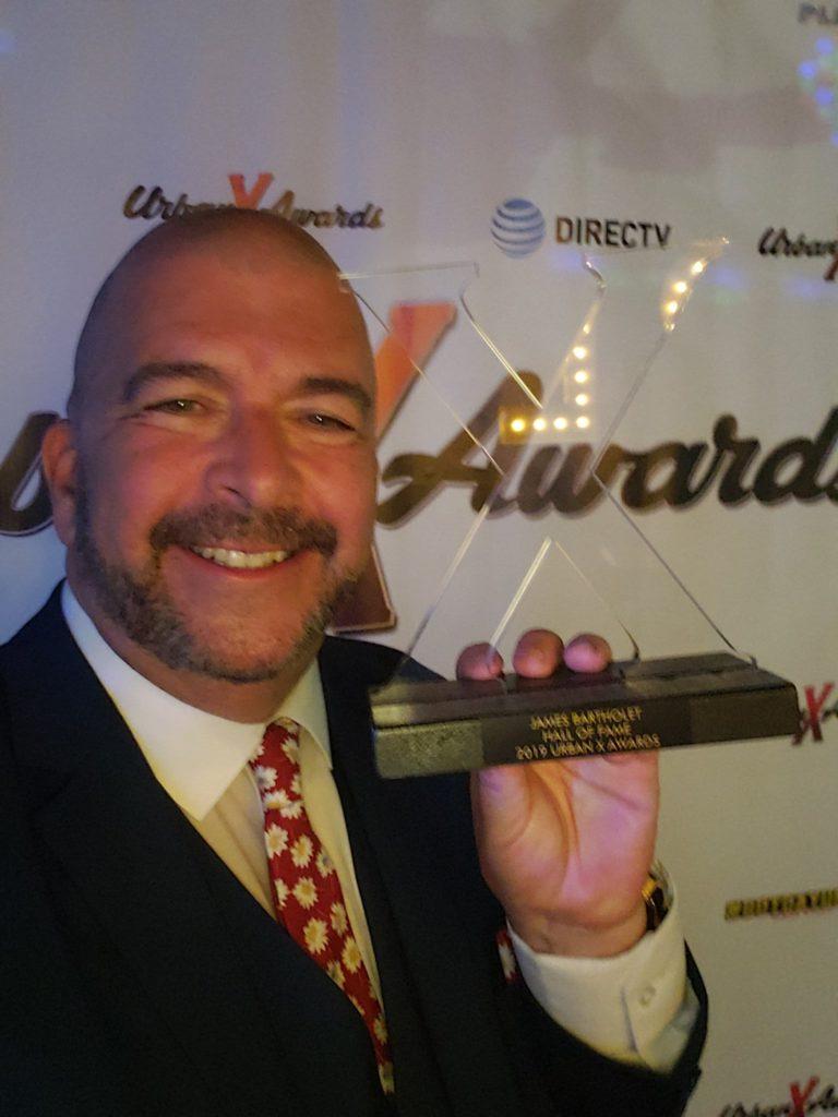 James Bartholet Inducted into Urban X Award Hall of Fame