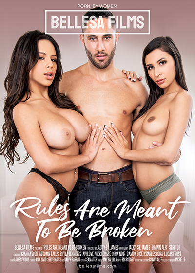 Bellesa Films Launches New Series Rules Are Meant To Be Broken
