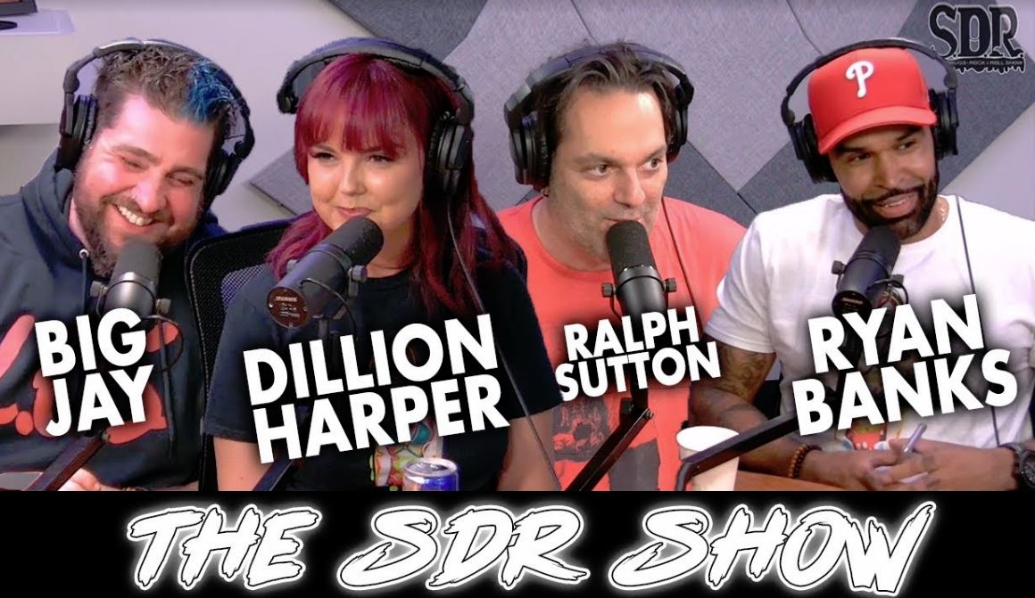 The SDR Show Premieres the Dillion Harper/Ryan Banks Song, Porn Star, this Week