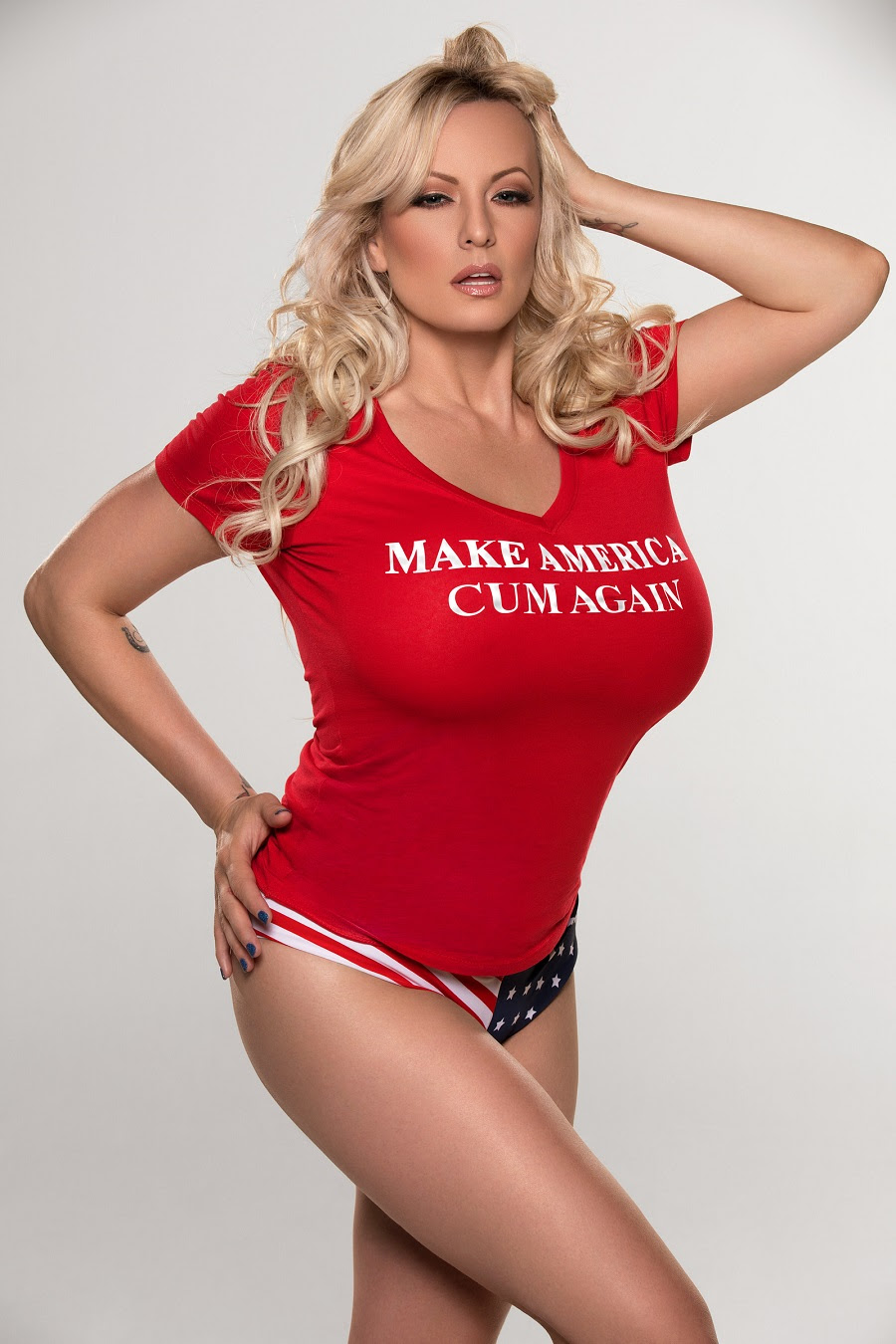 MACA! Stormy Daniels Fronts New Adult Retail Website