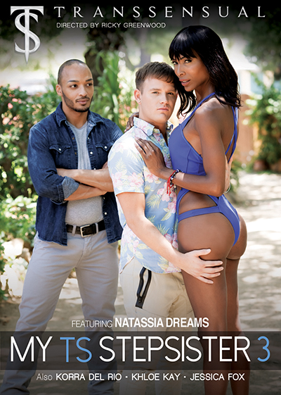 Taboo Passions Are Back in Transsensual's 'My TS Stepsister 3'
